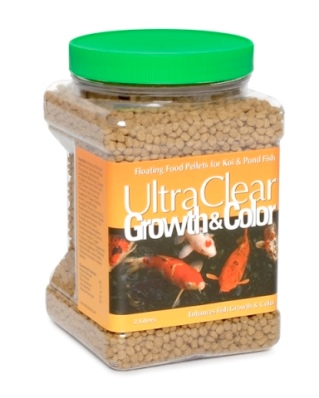 UltraClear Fish Food Growth